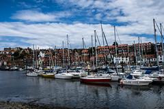 yachts (pamelaadam) Tags: whitby engerlandshire summer august 2016 holiday2016 digital fotolog thebiggestgroup sea boat