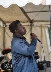 Marsden Jazz Festival 2016_0021 (Mark Schofield @ JB Schofield) Tags: marsden jazz festival 2016 huddersfield yorkshire musicians street people musical instrument dance ulverston band blast furnace