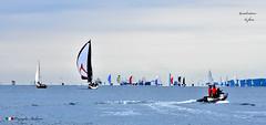 LA BARCOLANA      in explore (Salvatore Lo Faro) Tags: trieste barcolana barche mare vele regata friuli veneziagiulia italia italy cielo nuvole