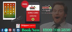 WEEKLY OFFER (persangkaraoke) Tags: karaoke skipper tablet with volume11 additional song volume card worth rs17920 free persangkaraoke karaokesystem additionalsongs bestofkishore bestofrafi bestofmukesh bestofasha classicalsongscollection latestsongs oldiesandgoldies legendarysongs combosongs worthrs17920 freeadditionalsongs karaokeskippertabletwithvolume11
