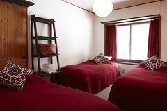 Triple Room at Lodge tabi-tabi Hakuba