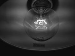 bulb light black blackandwhite white shotwithmyphone phone photography photo xiaomi xiaomimi5 mi5 vsco