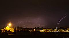 Lightning Rimini 141016 (VincenzoGhezzi) Tags: lightning storm fulminiitalia fulmini rimini thunderstorm temporale emiliaromagna nature sky clouds night ngc