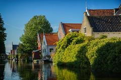 De Rijp Noord-Holland (Christian Passi - Steher82) Tags: landschaft landscape netherland netherlands niederlande holland gebude architektur boot wasser graacht derijp