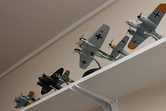 german planes (s4turn17) Tags: corgi diecasts toyroom