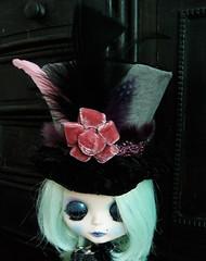 Trash & Vaudeville Hat for Blythe