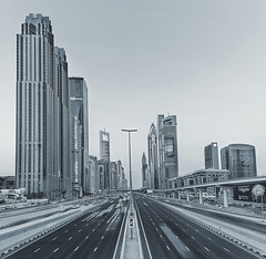 SZR (Almsaeed) Tags: road bridge blue summer portrait sky bw panorama holiday reflection green tourism me nature water colors lines festival vertical skyline night digital marina photoshop canon mall lens landscape photography lights golden evening design long exposure moments dubai da