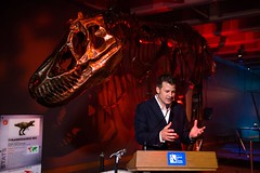 President & CEO of Imagine Exhibitions Tom Zaller (North Carolina Museum of Natural Sciences) Tags: museum john nc northcarolina raleigh exhibit naturalhistory dinosaurs payne naturalsciences northcarolinamuseumofnaturalsciences ncmns dinosaursinmotion