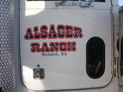 Truck Graphics - Alsager Ranch