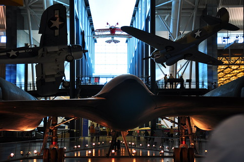 Udvar-Hazy Air and Space Museum