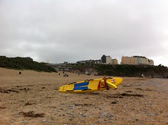 Photo of Tenby beach