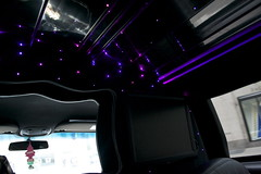 Inside the limo (jordanbattey) Tags: lights cool purple interior limo