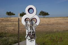Memorial (Dan Brekke) Tags: california delta grandisland riovista steamboatslough ryerisland sacramentosanjoaquindelta hastingsisland deltaferries californiaferries