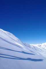 Hiver (lepetitNicolas) Tags: blue winter snow ski hiver bleu blau kalt froid skitour graubnden grisons skitouren horisons