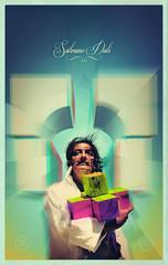 Ilumíname Salvador, en RGB (((Barakus))) Tags: salvador santo dalí hipercubo metafísica cuántica