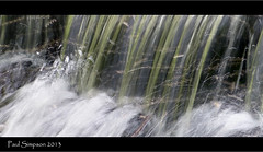 Waterfall (Paul Simpson Photography) Tags: water sparkles flow waterfall drops flowing cascade milky liquid cascading flowingwater photosof imageof photoof imagesof paulsimpsonphotography