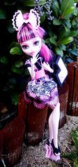 ShiBooYa Bonus 2 (MistrallaMilky) Tags: monster high doll program exchange mattel shibooya draculaura