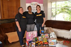 Toy Story 2014 - Leliebloem Children's Home in Crawford with Newkidz and Irma G