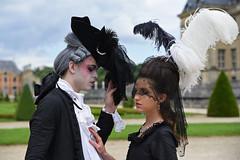 Vaux-le-Vicomte, Journe Grand-Sicle 2016 (Micleg44) Tags: vauxlevicomte maincy seineetmarne iledefrance france chateau grandsicle piquenique djeuner costume portrait 2016