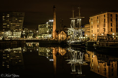 Albert Docks Liverpool-1-3 (BIG KARL YATES) Tags: greatphotographers ship boat reflection travel tourism tourist holiday hotel image wet sea dock bay harbour fishing long exposure nikon d3200 hobby