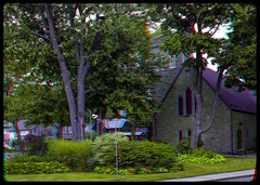 Christ Church, Niagara 3-D / Anaglyph / Stereoscopy / HDR / Raw (Stereotron) Tags: niagara christchurch streetphotography urban citylife architecture north america canada province ontario quietearth anaglyph anaglyph3d redcyan redgreen optimized anaglyphic anabuilder 3d 3dphoto 3dstereo 3rddimension spatial stereo stereo3d stereophoto stereophotography stereoscopic stereoscopy stereotron threedimensional stereoview stereophotomaker stereophotograph 3dpicture 3dglasses 3dimage twin canon eos 550d yongnuo radio transmitter remote control synchron in synch kitlens 1855mm tonemapping hdr hdri raw