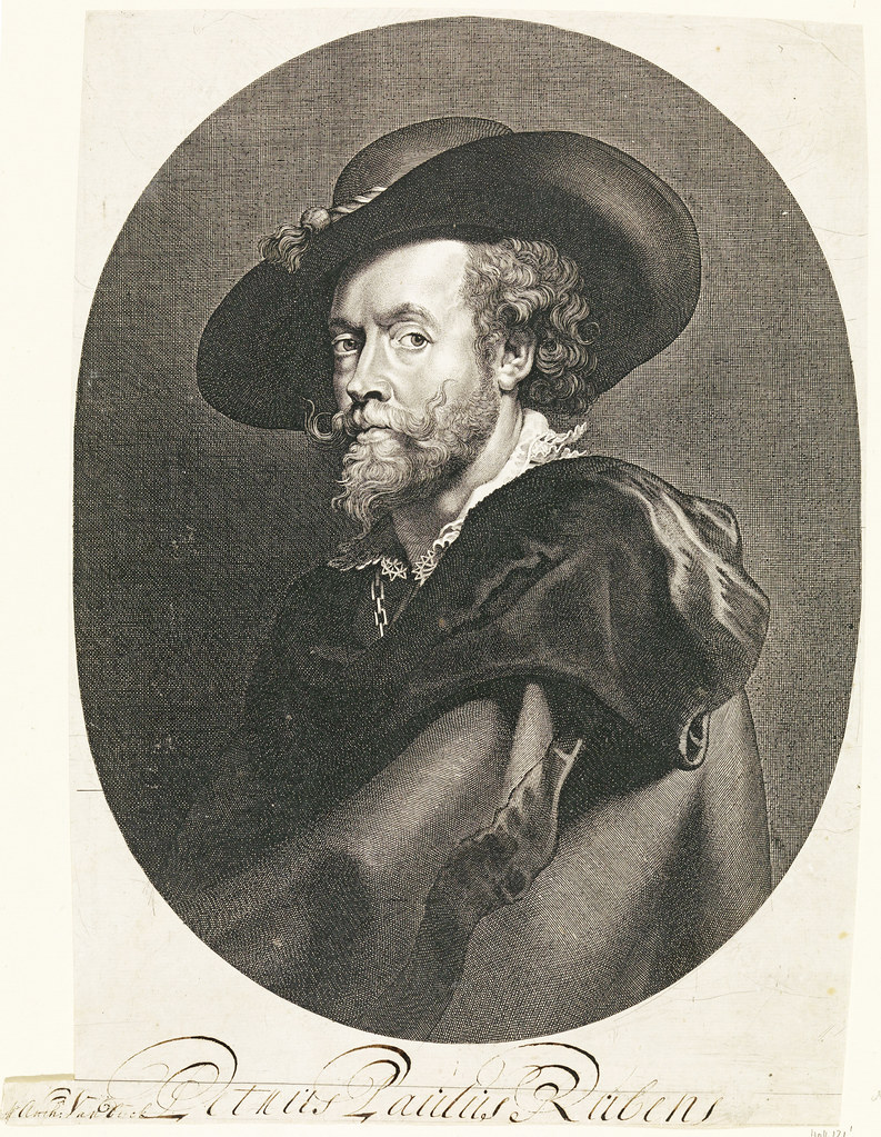working bibliography for peter paul rubens essay Scholarly essay rembrandt and the  he also established, or resumed, his remarkable working relationship with jan lievens,  peter paul rubens, self-portrait,.