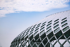 _MG_3257 (Hao Chan Time Sample Studio) Tags: city asia shenzhen stadium skyscraper sky cloud canon landscape