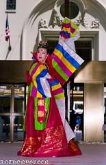 KoreanDancer(NYC) (bigbuddy1988) Tags: korean wow art woman asian beautiful costume film portrait photography people flash strobe nikon 35mm 35mmfilm nyc usa newyork vivitar285 kodak analog kodacolor kodacolor200 manhattan fm2 nikonfm2