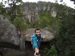 G0033188 (Tom Vymazal) Tags: goprohero4 gopro hero4 hory esk republika rozhledna vyhldka skly skaln msto prachovsk panoramata stezky jn hrad kost trosky cyklovlet pamtky