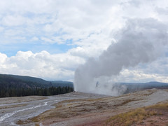 P1040074 (jmaggiophoto) Tags: yellowstone camping old faithful geyser