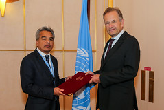 UNOG Director-General (UN Geneva) Tags: unitednations geneva