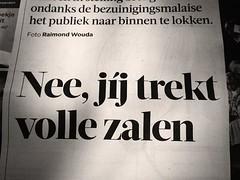 Volkskrant 3 (LettError) Tags: jacute typography character dutch language type typedesign typemedia