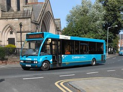 Arriva Buses Wales [CX58EUA / 0673] (Arriva 'North West and Wales') Tags: warrington