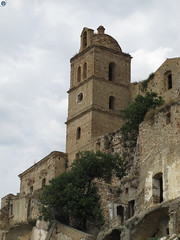 Craco - MT (Marco Cipriano) Tags: craco matera basilicata paese fantasma campanile