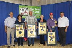 2016 TN State Fair Milking Contest