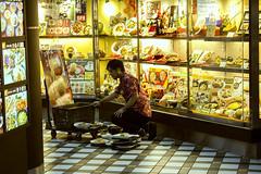 examples (edwardpalmquist) Tags: shibuya tokyo japan travel city street urban food people man outdoors window