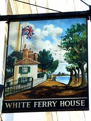 White Ferry House (Draopsnai) Tags: whiteferryhouse pub pubsign sutherlandstreet pimlico victoria westminster