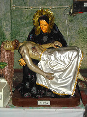 Pieta (lukedrich_photography) Tags: sony dscw55 sonydscw55 hdr philipines   pilipinas     republikangpilipinas republicofthephilippines asia southeast southeastasia pacific island bohol history culture baclayon church religion religious christian pieta sculpture lapurisimaconcepciondelavirgenmariaparishchurch theimmaculateconceptionofthevirginmaryparishchurch catholic jesuit nationalculturaltreasure nationalhistoriclandmark unesco worldheritage mary jesus