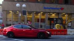 red (GoMolly!) Tags: picmonkey boston scollaysquare red maserati quattroporte gomolly 4molly dc dcmemorialfoundation