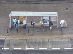 Waiting for a bus.... (stillunusual) Tags: warsaw warszawa poland polska streetphotography street cityscape urban urbanscenery urbanlandscape streetscene streetlife citylife busstop travel travelphotography travelphoto travelphotograph 2016