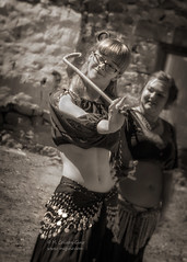 Bellydance (inlightful) Tags: dance bellydance bellydancer dancer blackandwhite performance
