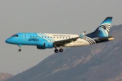 SU-GCY | Embraer ERJ-170LR | Egyptair Express (cv880m) Tags: athens greece ath lgav eleftherios venizelos sugcy embraer erj erj170 e70 erj170lr egyptair egypt egyptairexpress regionaljet