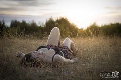 Sexy sunset (Michael Pereira Pereira) Tags: canoneos1100d 50mmf18ii retrato portrait primelens sunset sol atardecer sexygirl woman girl coronel chile concepcin arauco michaelpereira naturallight naturaleza nature sesion book fotografia