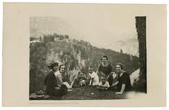 Monte Canin 1922 (spadon75) Tags: friuli montecanin realphotopostcard cartolinapostaleitaliana 1922 mountain vintagemountaineers udine italy italia alpinisti alpi sellanevea
