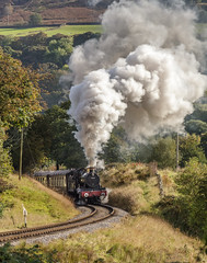 Keighley & Worth Valley Railway Autumn Steam Gala 2016