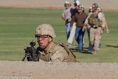 Every Marine is a Rifleman-3076 (rob-the-org) Tags: wti117 yumaaz usmarinecorps perimeter rifleman vips f14 300mm 1125sec iso100 cropped noflash