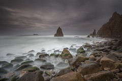 The Champion (Wolfcrust) Tags: sintra cascais lee big stopper rocks long exposure canon sigma 1020mm
