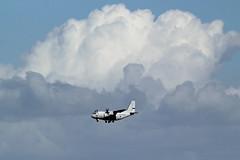 Alenia C-27J Spartan on Approach to SFO (photo101) Tags: uscg spartan aircraft sfo