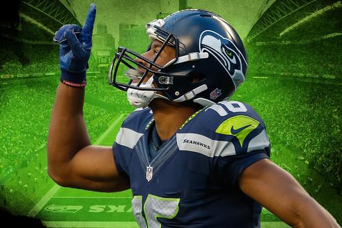 Seattle Seahawks -  Tyler Lockett
