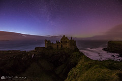 Dunluce Castle (MNM Photography 2014) Tags: dunlucecastle castle dunluce aurora auroraborealis northernlights milkyway twilight zodiacallight light lights sky stars astrophotography astronomy nightphotography nightscape nightsky nightsbestimages seascape water waves cliffs northcoast causeway causewaycoast medival niea northernirelandenviromentagency countyantrim portrush portballintrae northernireland discovernorthernireland theskerries bridge steps ulster canon canon6d tamron tamronsp1530mmf28divcusd